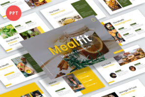 Mealfit - Healthy Food Powerpoint