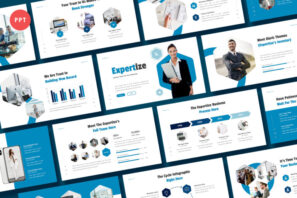 Expertize - Business Powerpoint